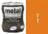 Vitex Heavy Metal Silikon - alkyd RAL 1007 750ml